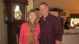 Sean Lowe with his Grandmother